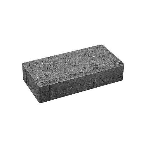 Oldcastle Cobble Lite Paver Charcoal