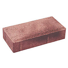 Range Red Cobble - Lite Paving Stone