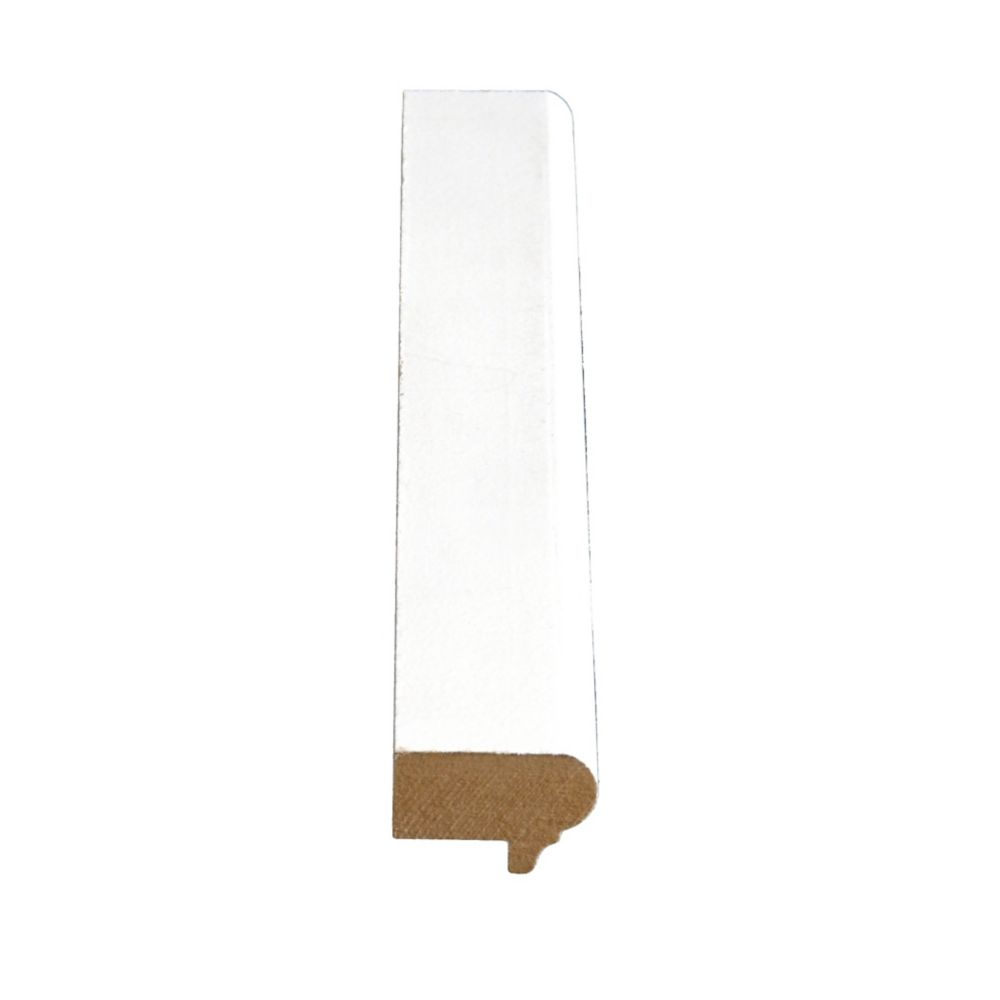 Primed Fibreboard Back Band 7/8 Inches x 1-5/16 Inches x 96 Inches