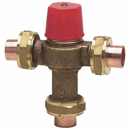 Thermostatic mixing Valve (1/2)