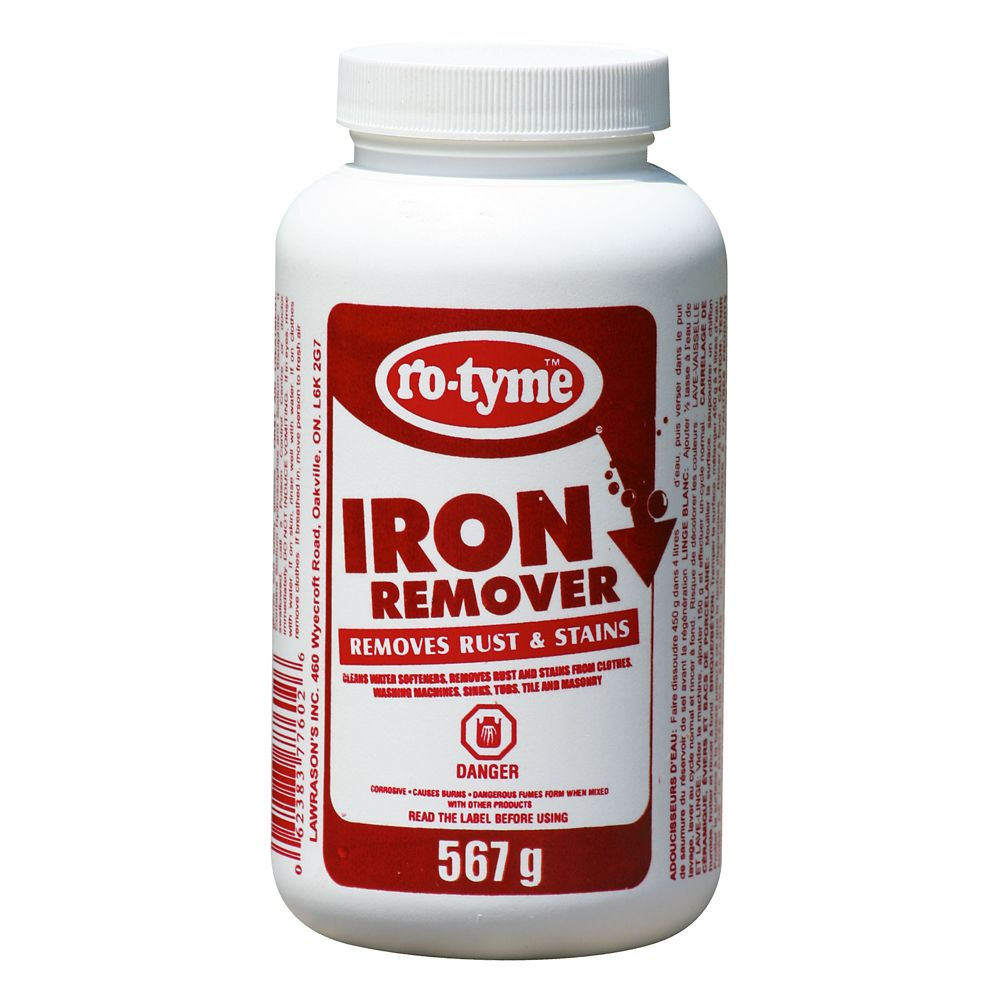 Iron Remover 567 g