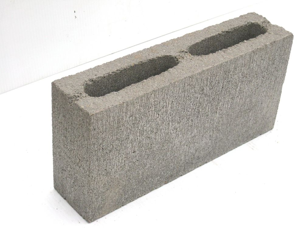 Masonary block 15cm Lightweight - Standard With Breaker