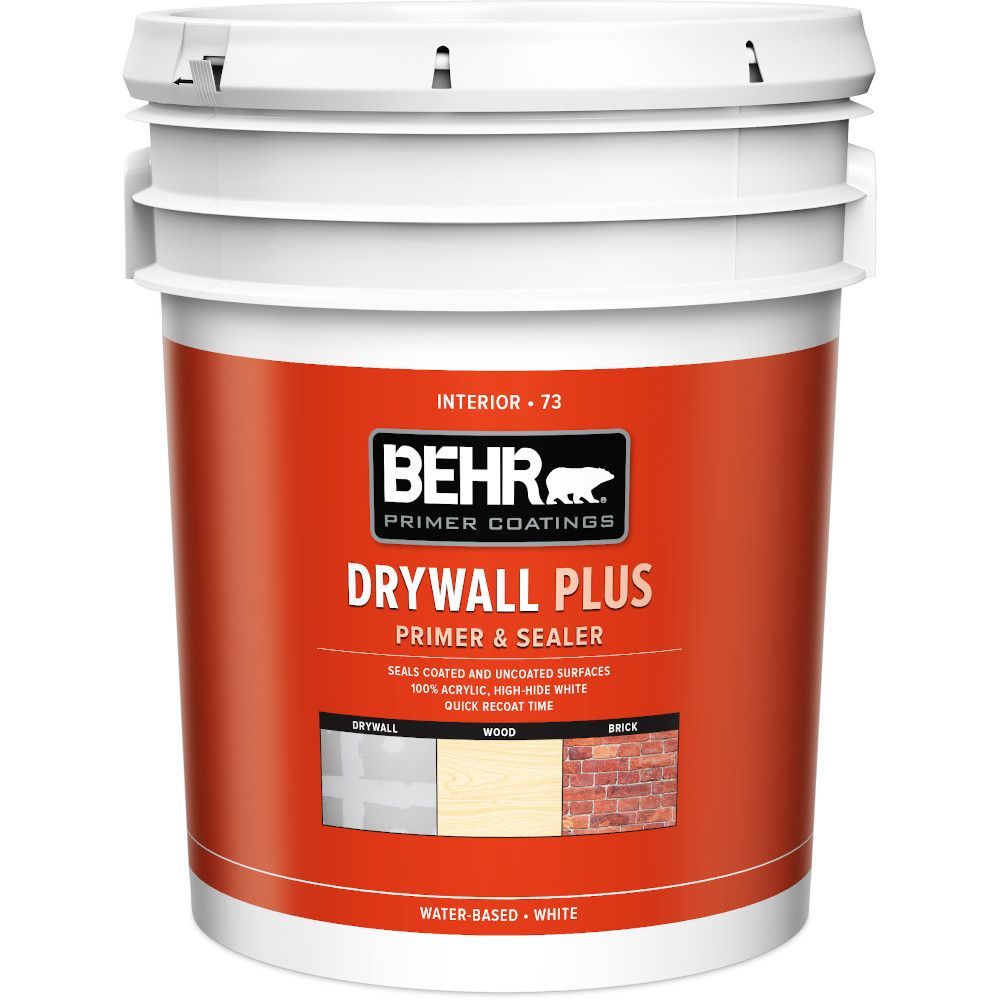 PREMIUM PLUS Interior Drywall Primer & Sealer, 18.9L
