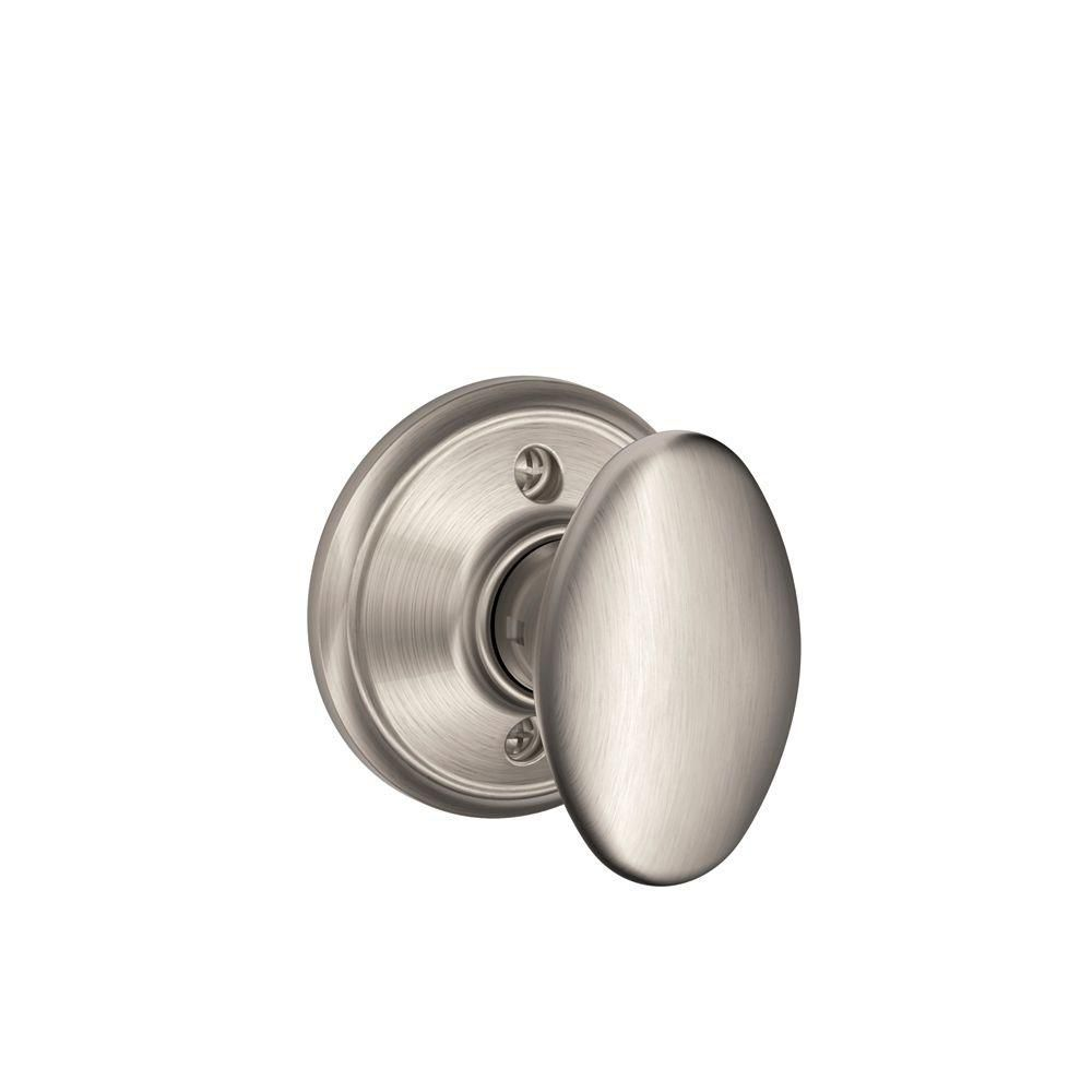 Satin Nickel Siena Dummy Knob
