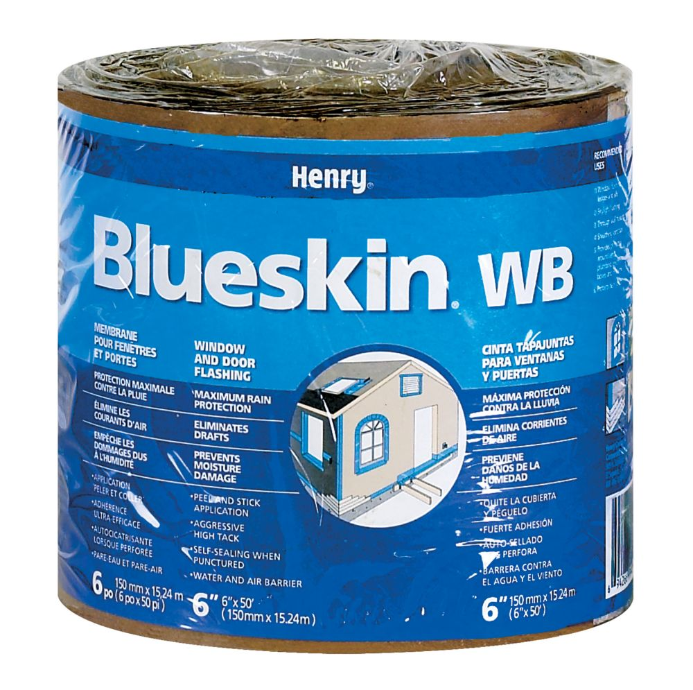 Blueskin Weather Barrier 6 Inch