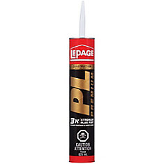 PL Premium 825mL Construction Adhesive
