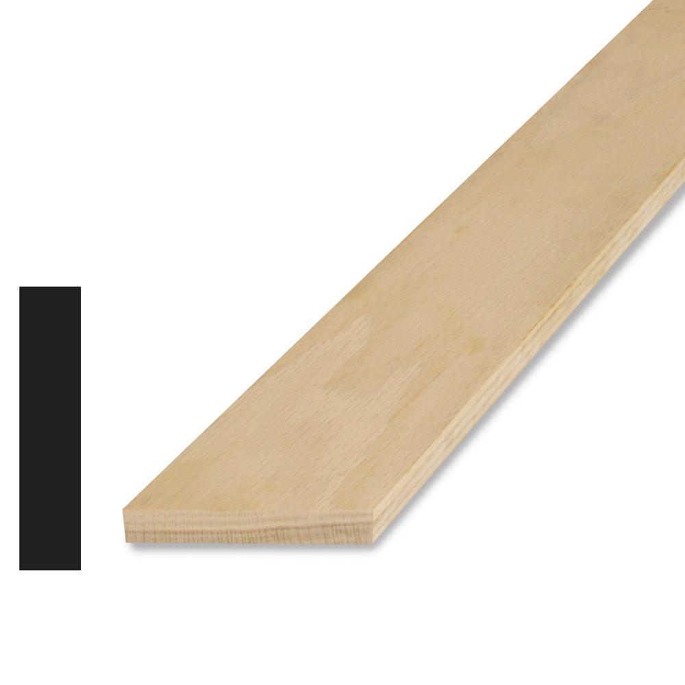 Red Oak Craft S4S 1x4x4 Feet