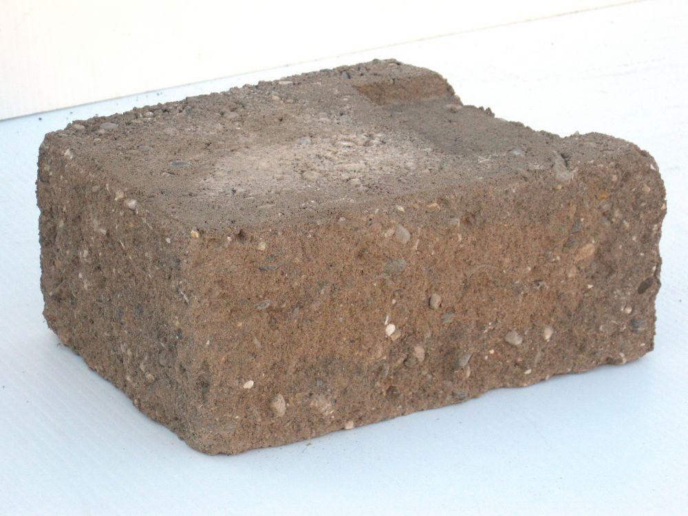 Allan Block (Ab) Garden Accent Corner Wall Block