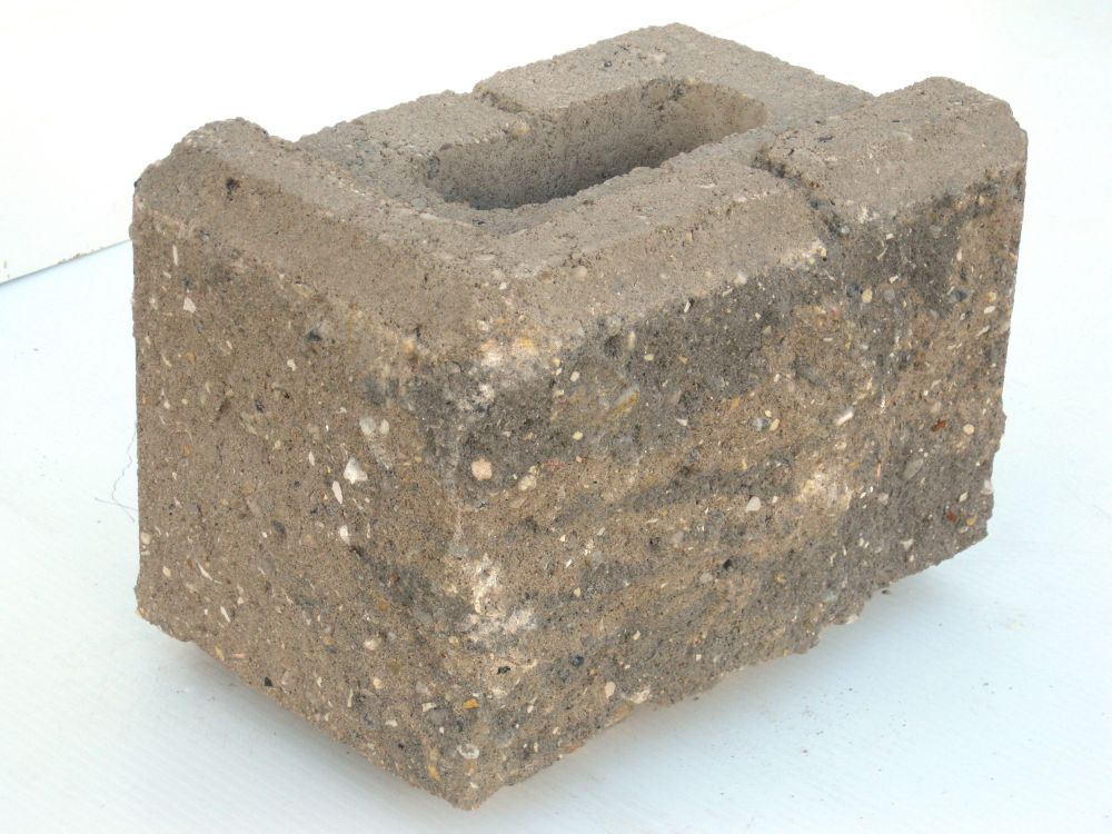 "Allan Block 6 Degree 12"" Corner"