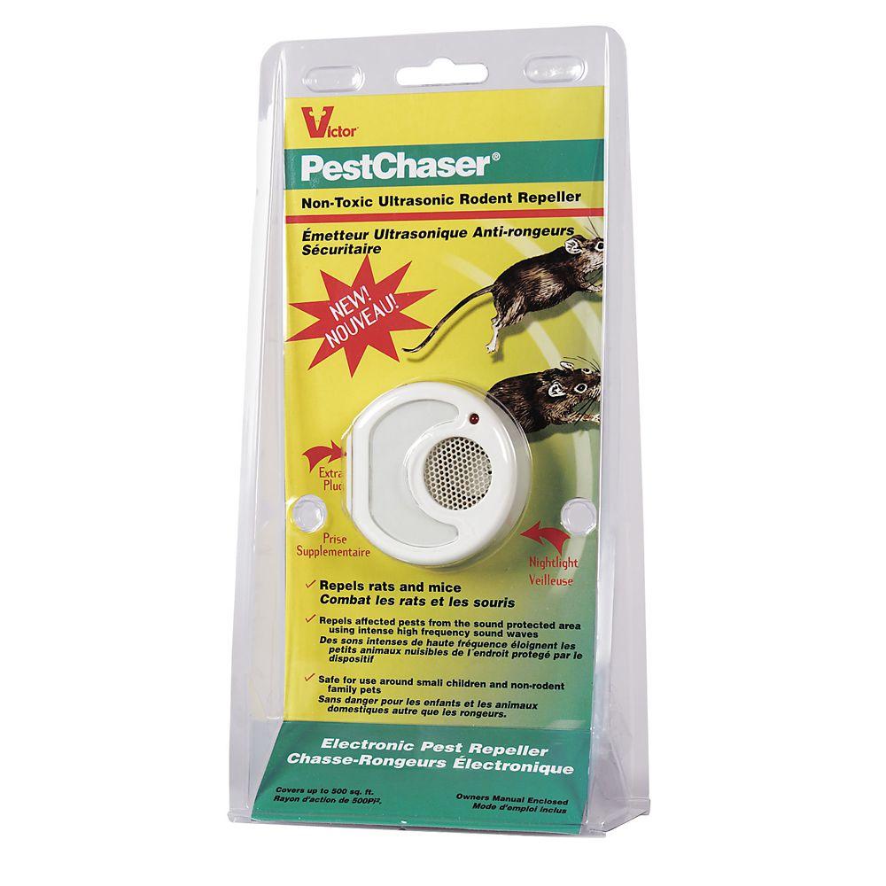 Chasse-rongeurs PestChaser de Victor avec éclairage de nuit
