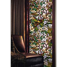 Magnolia Decorative Window Film 24 In. x 36 In.