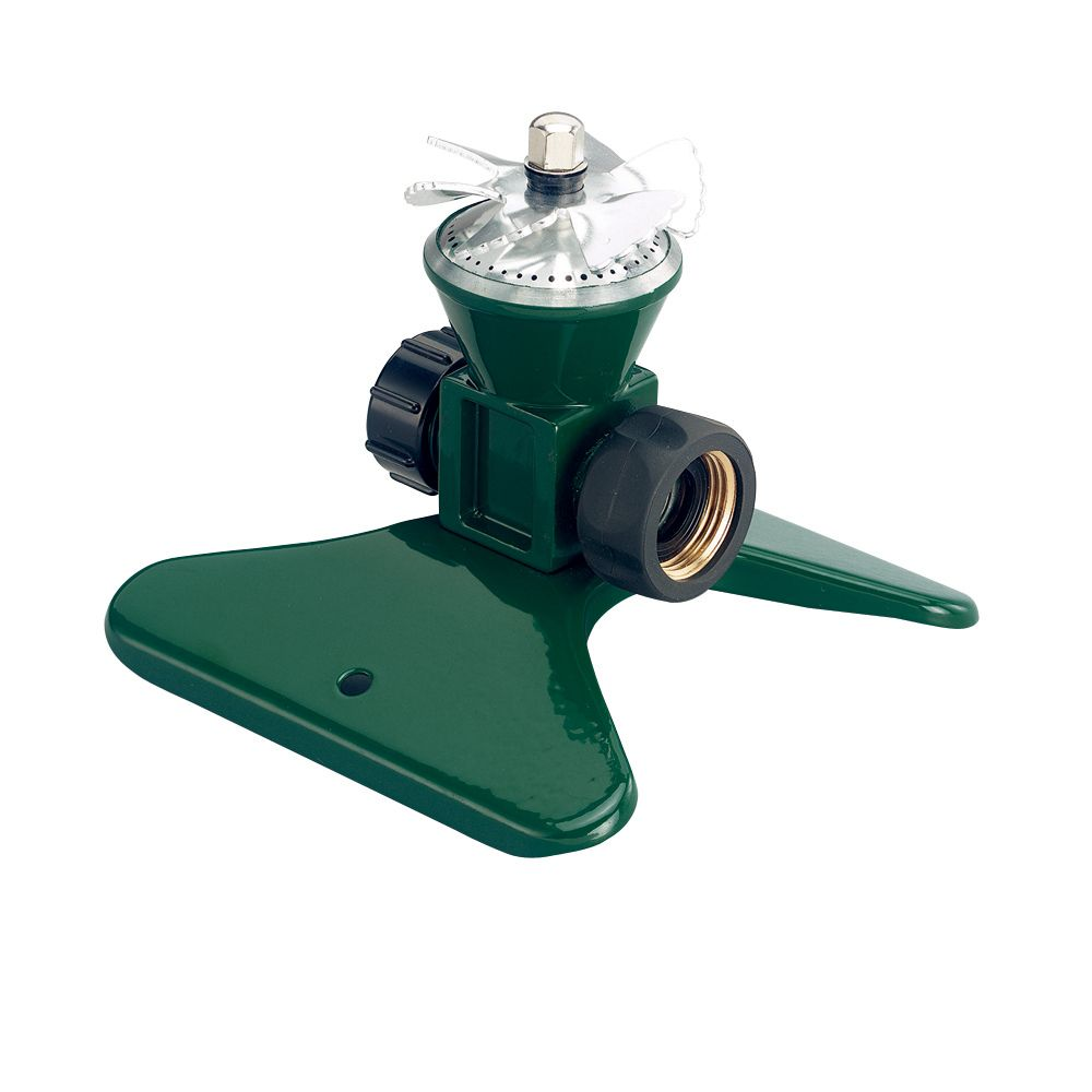 Cyclone II Tandem Base Sprinkler.