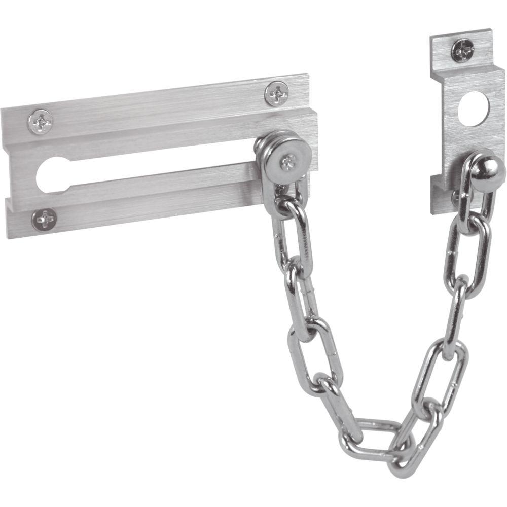 Door Chain Locks. Satin Nickel Chain Door Lock Locks A - Brint.co