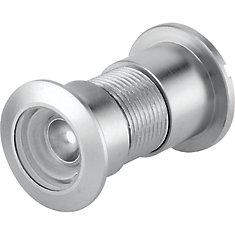 1-inch 160 Degree Satin Nickel Door Viewer