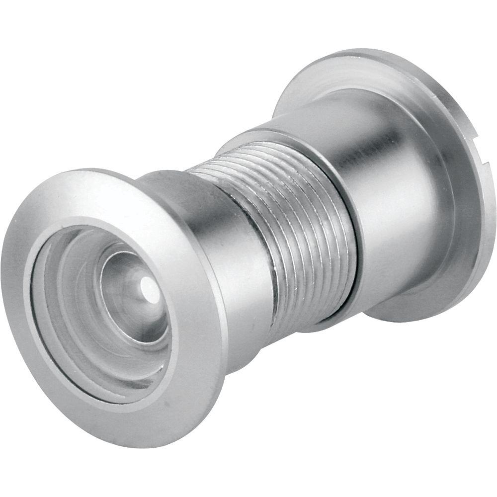 Prime-Line Microviseur de 1 po à angle de 160 degrés, fini nickel satiné pour porte