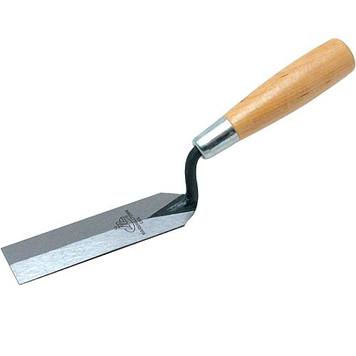 Marshalltown 5-inch x 2-inch Carbon Steel Margin Trowel