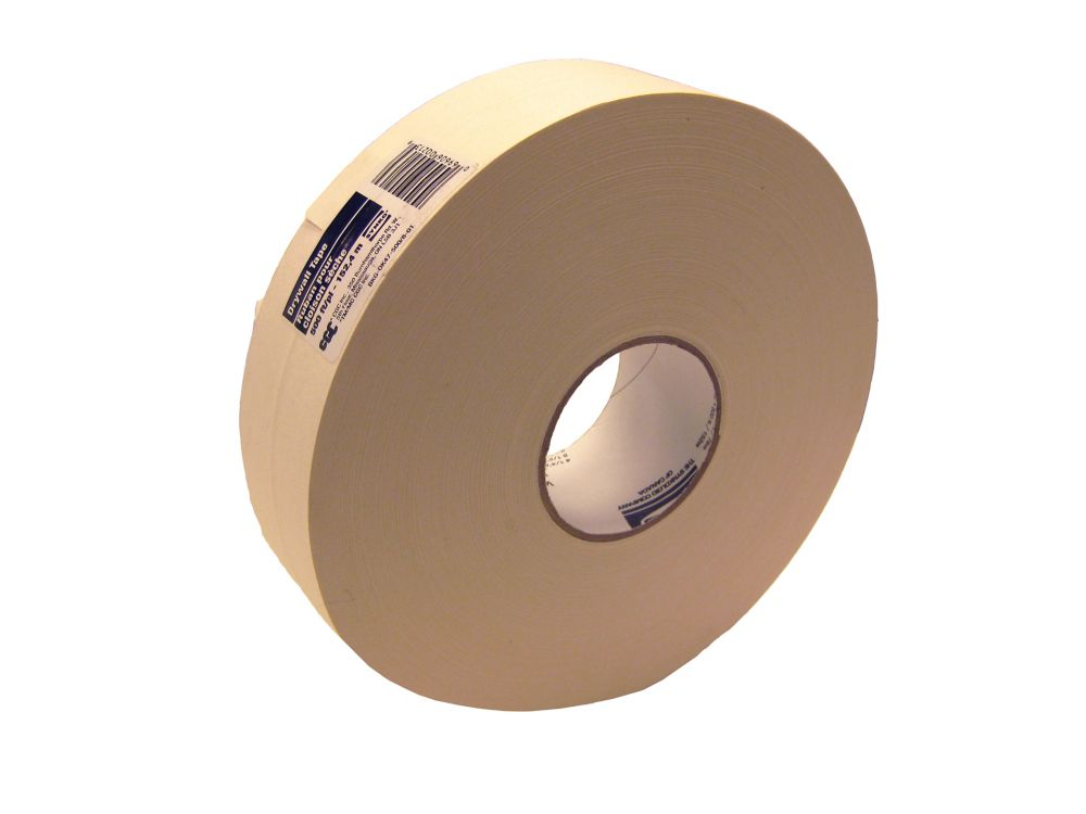 Paper Drywall Tape, 2-1/16 in x 500 Ft. Roll