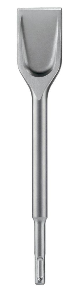 Ciseau large en acier de 1-1/2pox10po pour marteau perforateur SDS-plus<sup>®</sup> Bulldog� ...