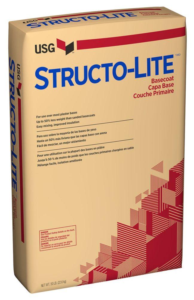 Structolite Basecoat Plaster