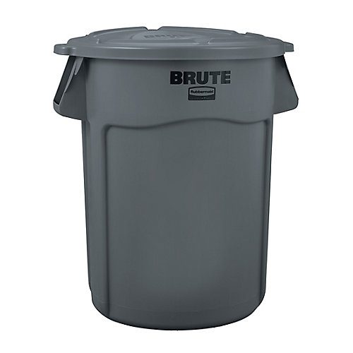 44 Gal Brute Trash Container