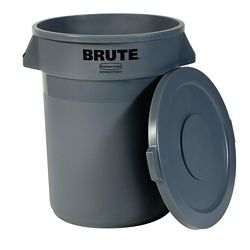 Rubbermaid 20 Gal Brute Trash Container