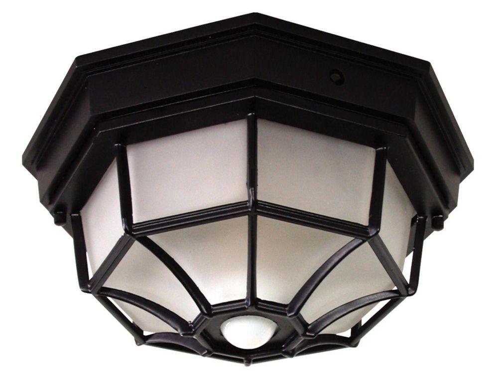 heath zenith luminaire d tecteur de mouvement de 360. Black Bedroom Furniture Sets. Home Design Ideas