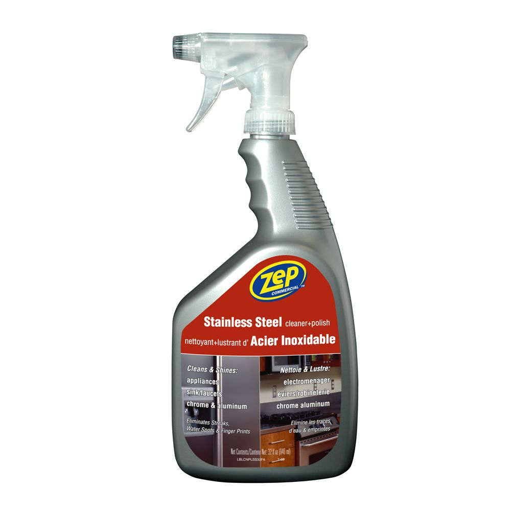 Zep Stainless Steel Cleaner 946ml