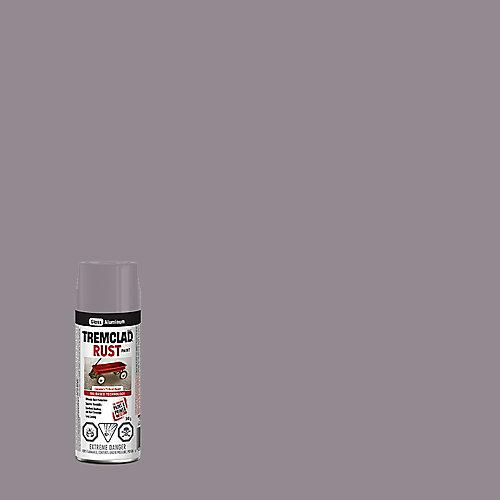 Oil-Based Rust Paint In Gloss Aluminum, 340 G Aerosol Spray Paint