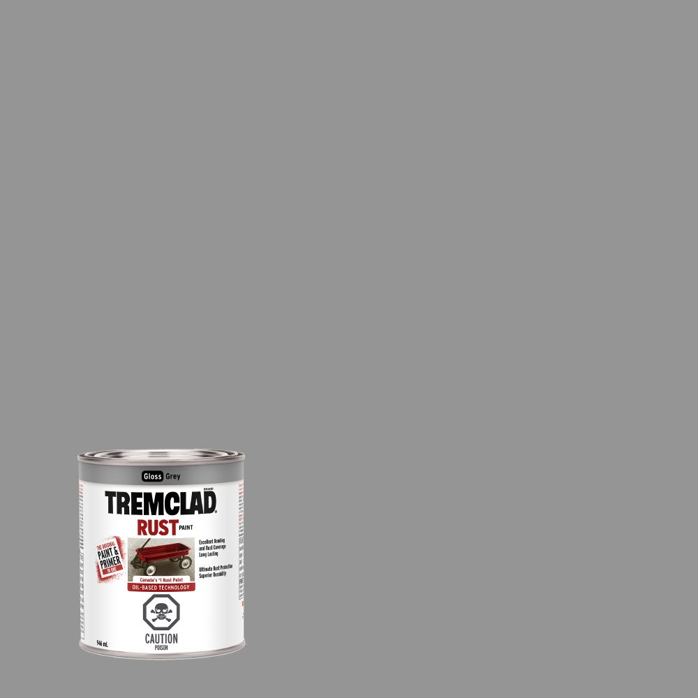 Rust Paint - Grey (946ml)