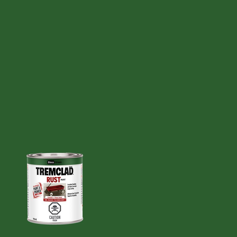 Rust Paint - Green (946ml)