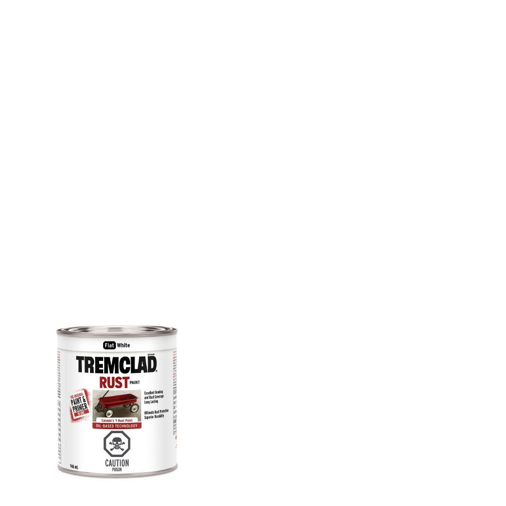 Rust Paint - Flat White (946ml)