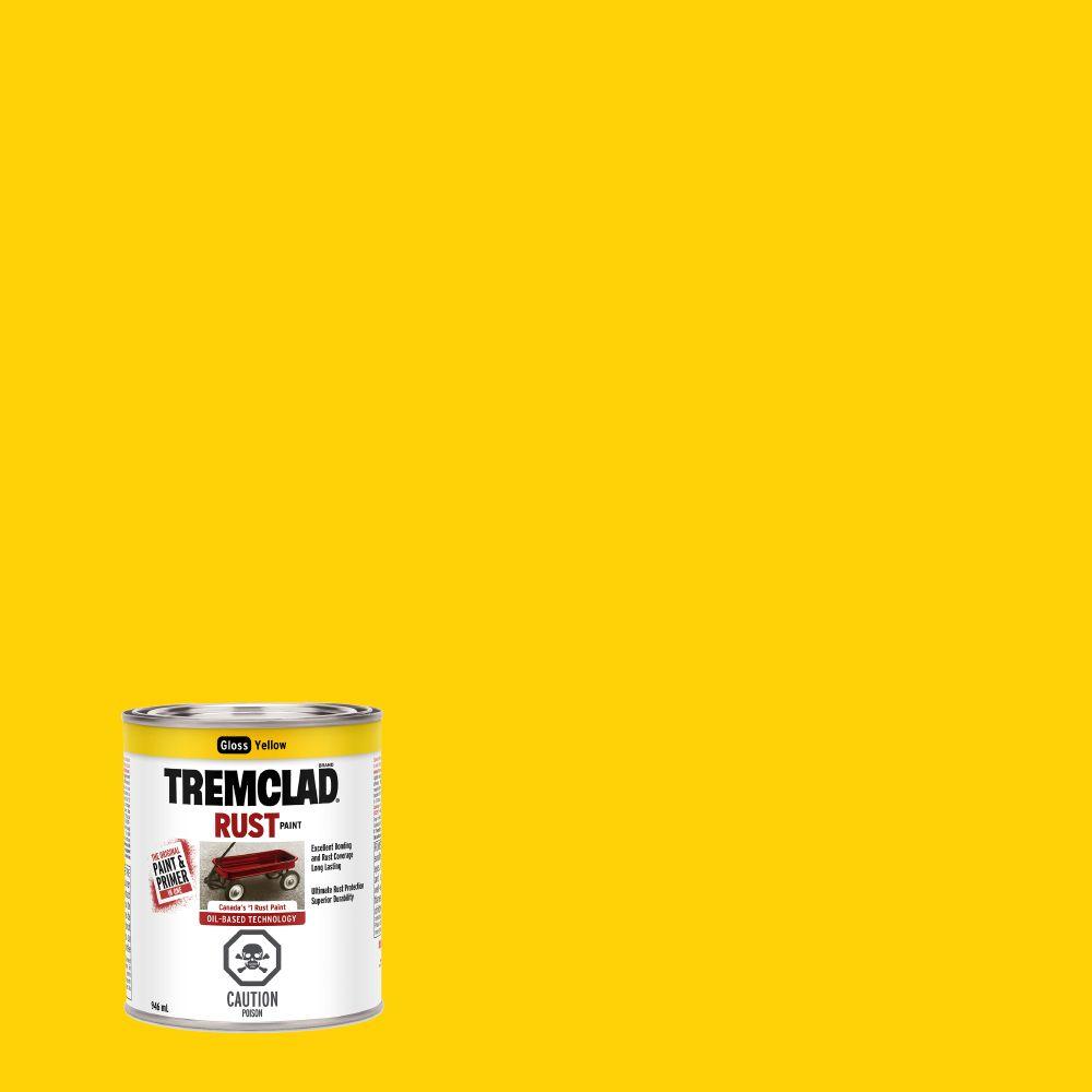 Rust Paint - Yellow (946ml)