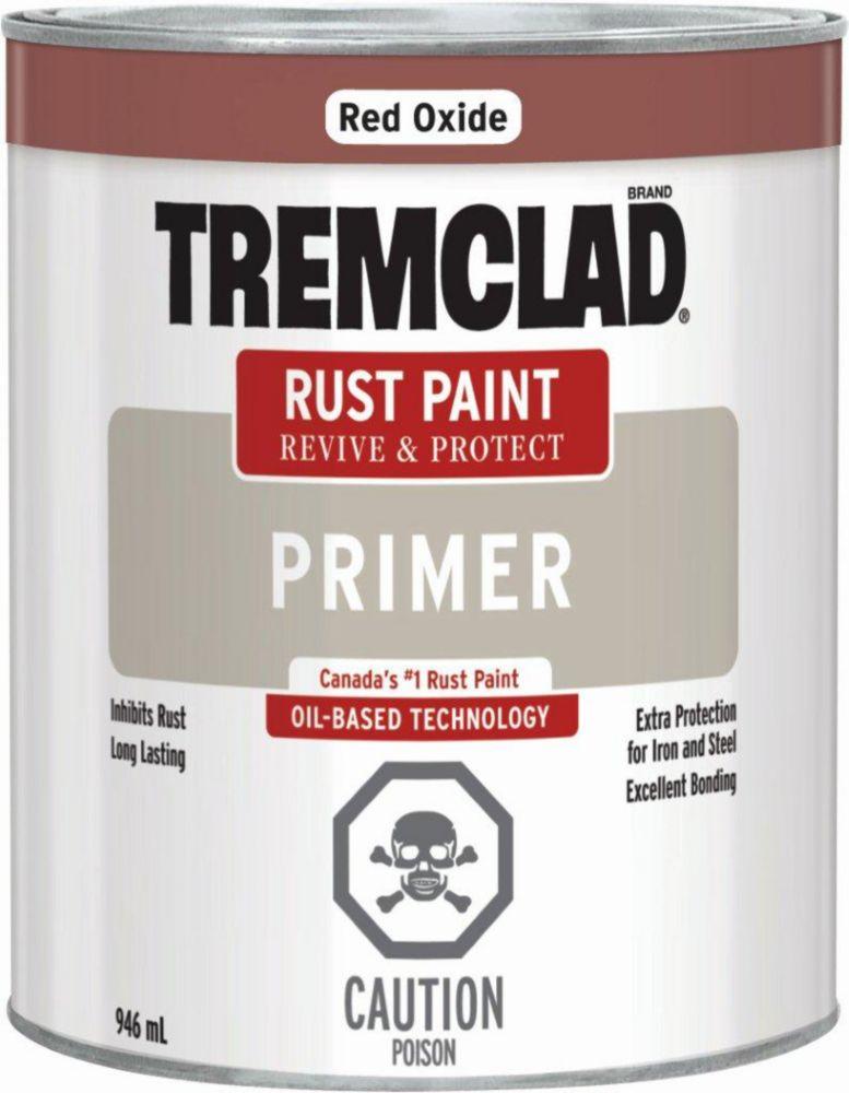 Rust Primer - Red Oxide (946ml)