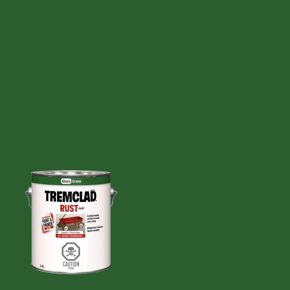 Rust Paint - Green (3.78L)