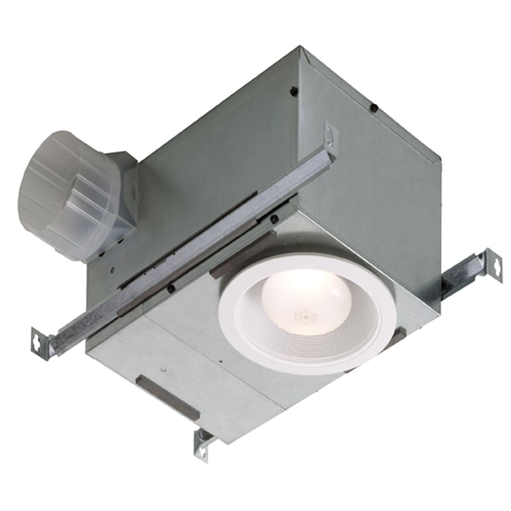 Recessed Fan/Light - 70 CFM