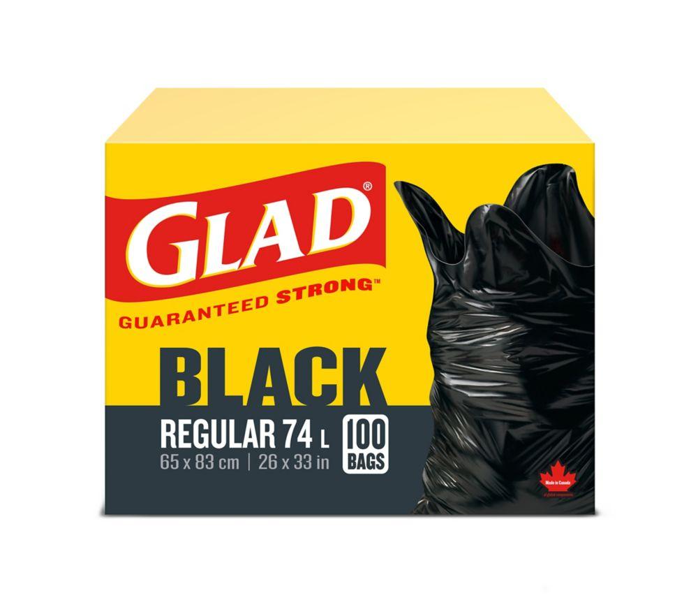 Clorox Glad Easy Tie RGB 1/80ct
