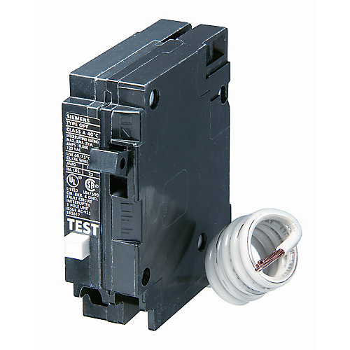 15A 1 Pole 120V Type Q GFCI Breaker