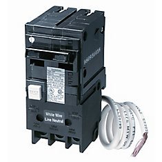 20A 2 Pole 120/240V Type Q GFCI Breaker