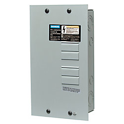 Siemens 4/8 Circuit 100A 120/240V Loadcentre