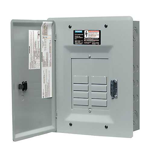 8/16 Circuit 100A 120/240V  Loadcentre