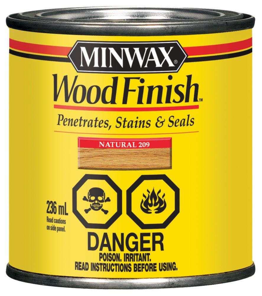 Wood Finish - Natural