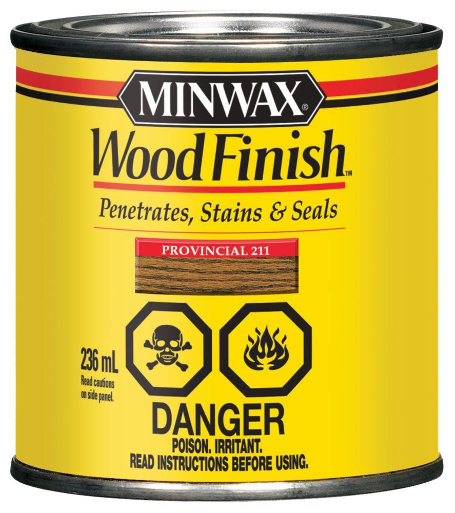 Wood Finish - Provincial