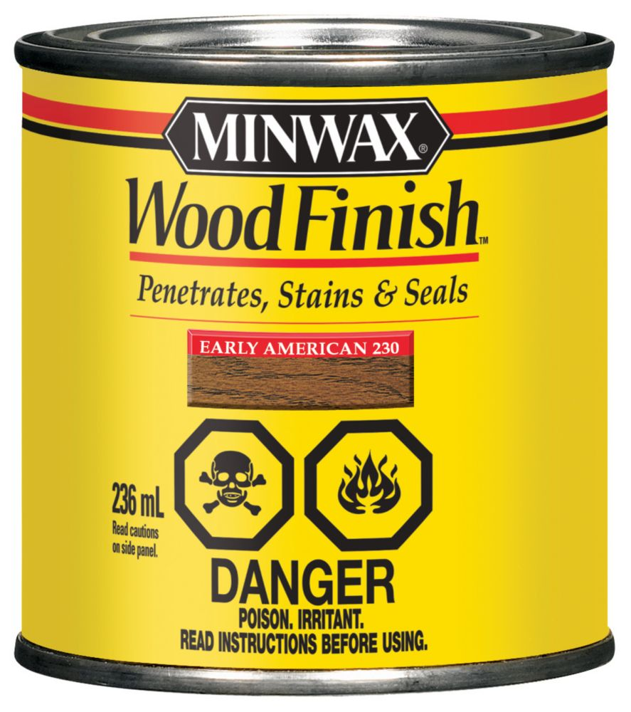 Wood Finish - Early American