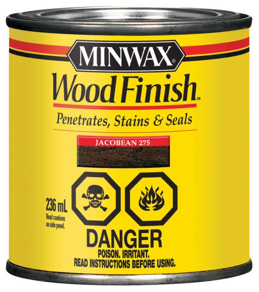 Wood Finish - Jacobean