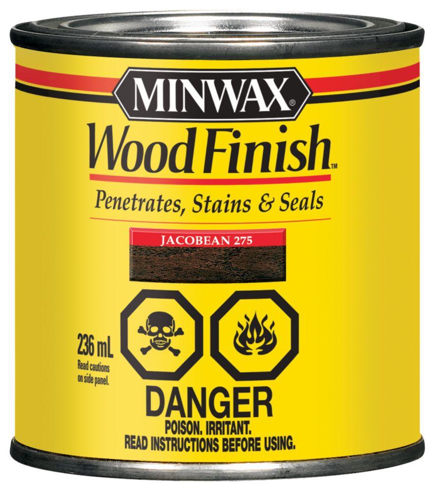 Wood Finish - Jacobean