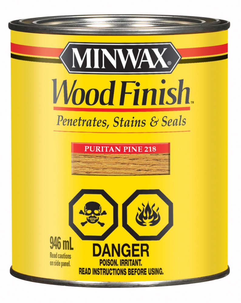Wood Finish - Puritan Pine