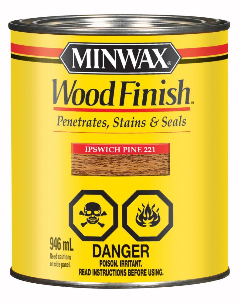 Wood Finish - Ipswich Pine