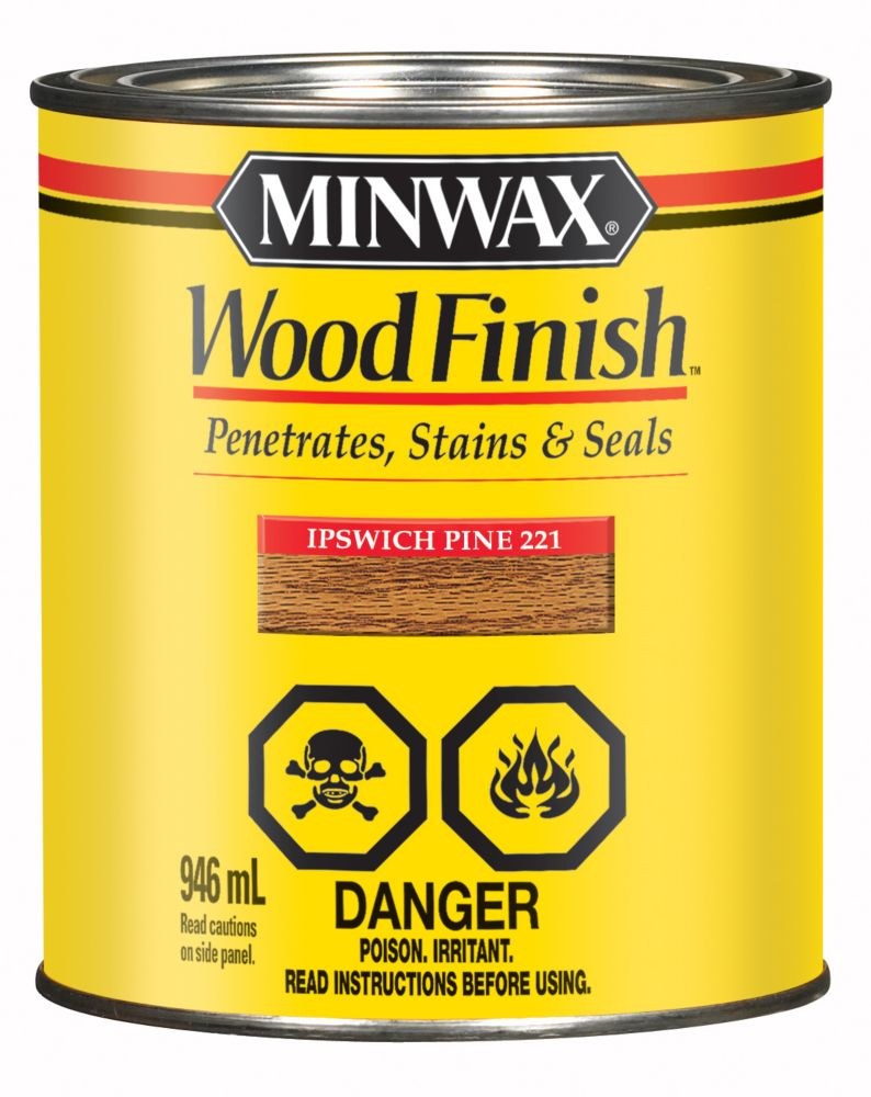 Wood Finish - Ipswich Pine