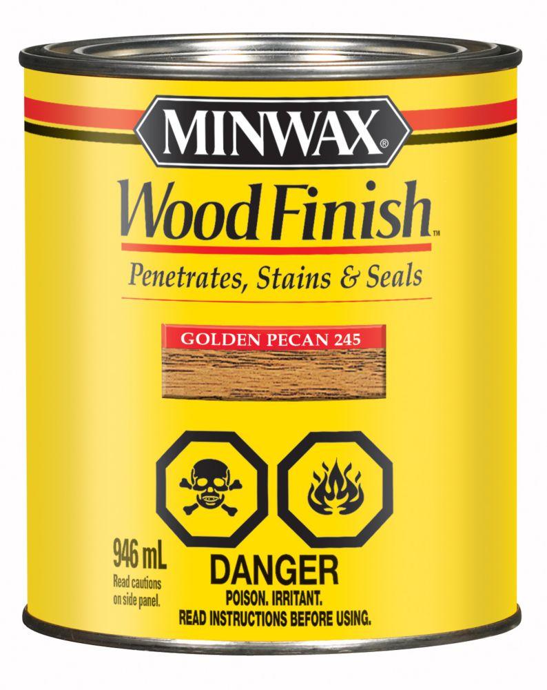 Wood Finish - Golden Pecan