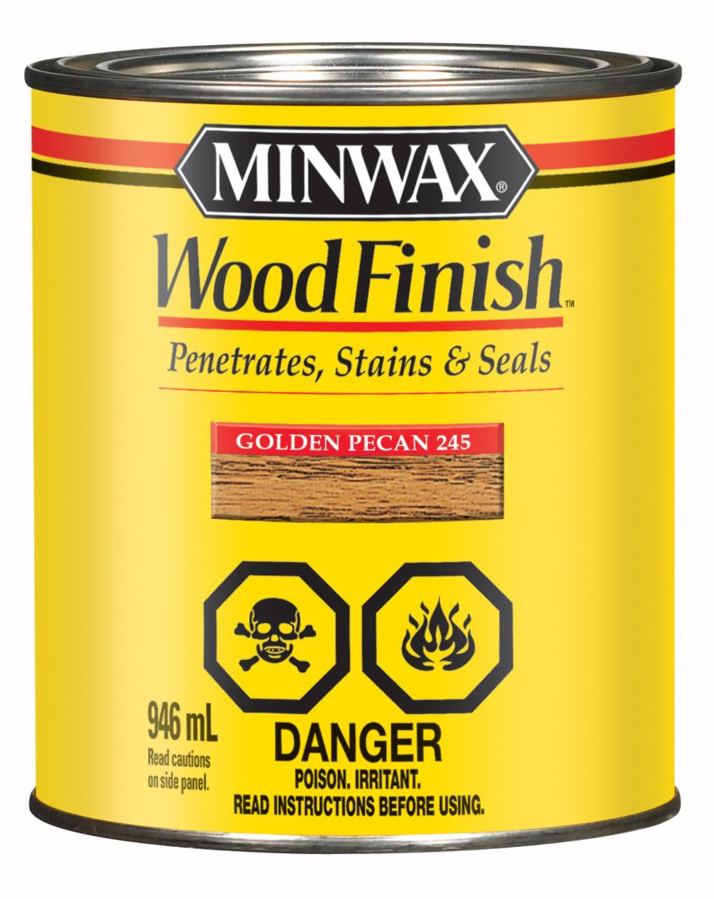 Minwax Wood Finish - Golden Pecan